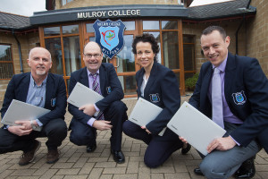 Mulroy College - Chromebook Pilot Scheme Sept 2015