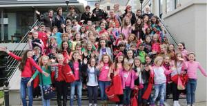 Donegal Junior Choir Sept 2015