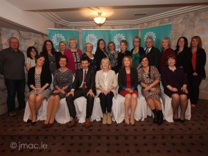 Donegal ETB Tutors and Staff pictured in the Central Hotel on Thursday night.