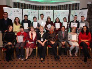 Donegal ETB Ballyshannon Youthreach learners