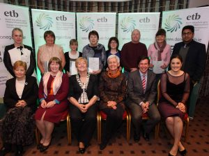 Donegal ETB Ballyshannon IT and English learners