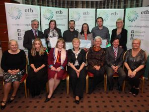 Donegal ETB Donegal Town ECDL and IT Skills learners