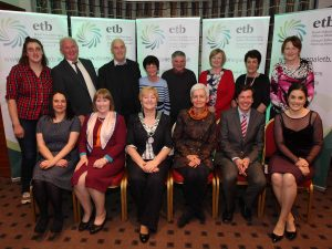 Donegal ETB Donegal Town IT learners