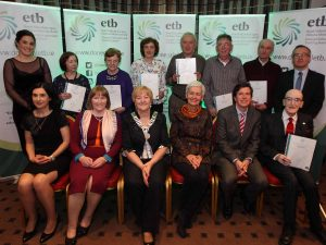 Donegal ETB Donegal Town Internet Skills learners
