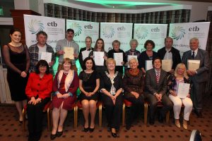Donegal ETB Ballyshannon and Donegal Town Level 3 learners
