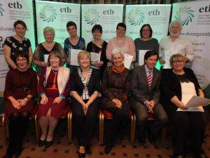 Donegal ETB Learning for Living learners, Portnoo/Killybegs
