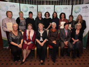 Donegal ETB Training and Development learners, Donegal Town